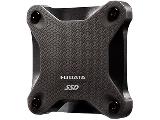 I・O DATA/アイ・オー・データ 【Web限定モデル】USB3.1 Gen1(USB3.0)/2.0対応ポータブルSSD 960GB SSPH-UT960K/E
