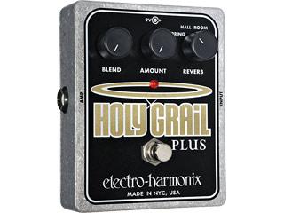 【nightsale】 electro harmonix/エレクトロハーモニクス Holy Grail Plus デジタルリバーブ エフェクター 【国内正規品】