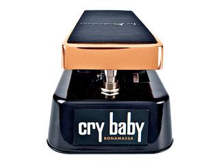 Jim Dunlop/ジム ダンロップ JB-95 Joe Bonamassa Signature Cry Baby 【ワウペダル】【クライベイビー】【シグネチャーモデル】