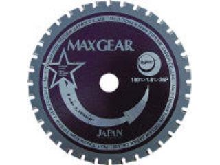 TIP SAW JAPAN/チップソージャパン マックスギア鉄鋼用355 MG-355