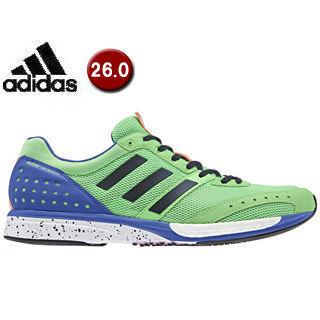adidas/アディダス BB7726 adizero takumi ren 3 m 【26.0cm】 (ショックライムF18×レジェンドインクF17×ハイレゾブルーS18)