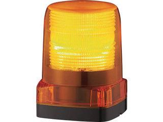 PATLITE/パトライト LEDフラッシュ表示灯 LFH-M2-Y
