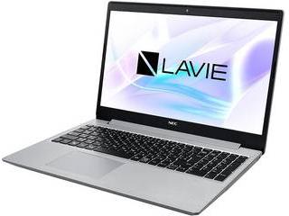 NEC 納期未定 Core i7搭載15.6型ノートPC ラヴィ LAVIE Smart NS PC-SN186ZFDF-C カームシルバー 単品購入のみ可(取引先倉庫からの出荷のため) クレジットカード決済 代金引換決済のみ