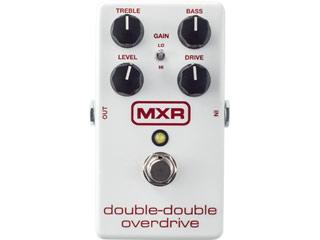 Jim Dunlop/ジム ダンロップ MXR M250 DOUBLE-DOUBLE OVERDRIVE 【ダブルダブルオーバードライブ】