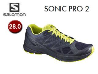 SALOMON/サロモン L39338800 SONIC PRO 2 ランニングシューズ メンズ 【28.0】