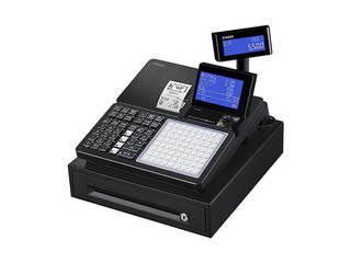 カシオ計算機 Bluetoothレジスター 4部門 (ブラック)