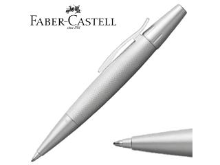 FABER CASTELL ファーバーカステル ボールペン エモーション ピュアシルバー FB148676