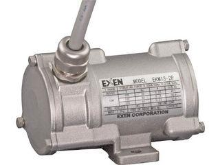 EXEN/エクセン 超小型ステンレスボディー振動モータ(100V) EKM1S-2P EKM1S-2P
