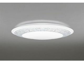 ODELIC/オーデリック OL251598BC LEDシーリングライト 透明・石目調【~10畳】【Bluetooth 調光・調色】※リモコン別売