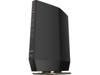 BUFFALO Wi-Fi 6(11ax)対応無線LANルーター 4803+574Mbps WSR-5400AX6S/DMB
