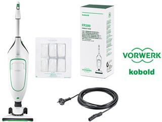 VORWERK/フォアベルク 【kobold/コーボルト】ホームケアシステム VK200 フローリングベーシック用スターターキット