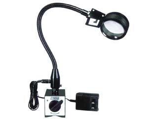 NOGA/ノガ LED付拡大鏡(マグネットタイプ) LED5000M