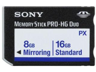 SONY/ソニー SONY ミラーリング メモリースティック 16GB MSPX16