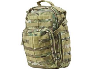 5.11 Tactical/ファイブイレブンタクティカル 【納期未定】ラッシュ12 バックパック マルチカム 56954-169