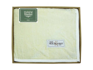 シルク毛布(毛羽部分) B4171550