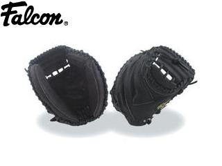 Falcon/ファルコン CM-4261 軟式一般用キャッチャーミット (ブラック)