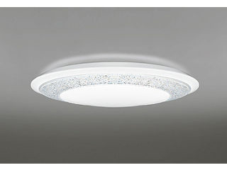 ODELIC/オーデリック OL251599BC LEDシーリングライト 透明・石目調【~8畳】【Bluetooth 調光・調色】※リモコン別売