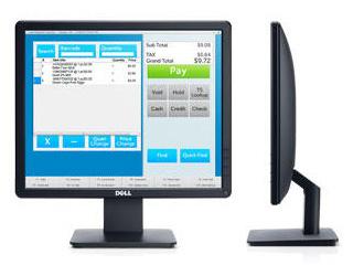 安心のメーカー3年保証付き DELL/デル 17型スクエア液晶ディスプレイ Eシリーズ E1715S 単品購入のみ可(取引先倉庫からの出荷のため) クレジットカード決済 代金引換決済のみ