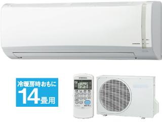 CORONA/コロナ CSH-N4018R(W) エアコン Nシリーズ ホワイト