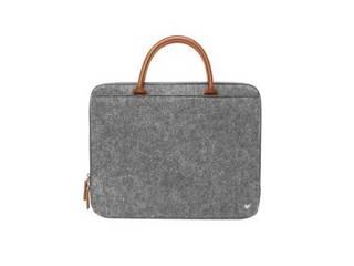 "MOZO Felt Laptop Bag 11"" Gray Surface用ケース MZSOBF11GB"