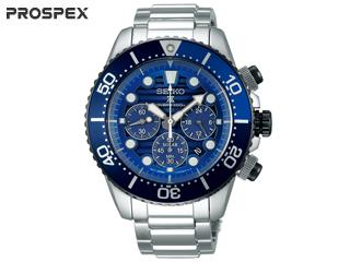 SEIKO/セイコー SBDL055【PROSPEX/プロスペックス】【MENS/メンズ】【ダイバースキューバー】【seiko1807】 【ステンレス】【メカニカル】【ストップウオッチ】【Save the Ocean Special Edition】