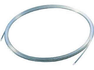 TRUSCO/トラスコ中山 フッ素樹脂チューブ 内径8mmX外径10mm 長さ10m TPFA10-10