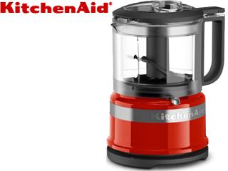 KitchenAid/キッチンエイド 9KFC3516-HT ミニフードプロセッサー 3.5カップ ホットソース