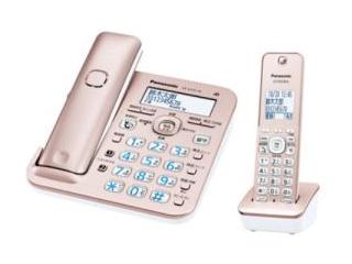 【nightsale】 【台数限定!お買い求めはお早めに!】 Panasonic/パナソニック 【オススメ】VE-GZ51DL-N デジタルコードレス電話機(子機1台付き) ピンクゴールド