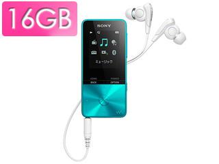 SONY/ソニー NW-S315-L(ブルー) 16GB ウォークマン Sシリーズ(メモリータイプ)