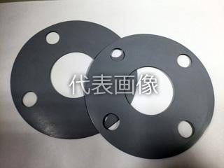 Matex/ジャパンマテックス 【CleaHybrid】高圧用ゴムガスケット(3MPa) 9320-1.5t-FF-5K-550A(1枚)