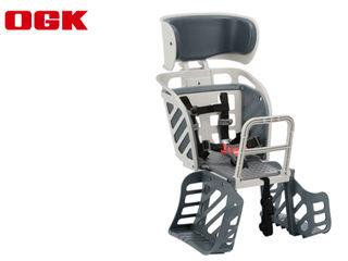 OGK/オージーケー RBC-009DX3 ヘッドレスト付 うしろ子供のせ (Wグレー)