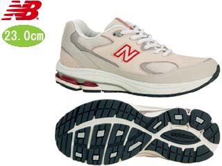 NewBalance/ニューバランス WW1501-4E-OW FITNESS WALKING レディース シューズ [オフホワイト]【23.0cm】