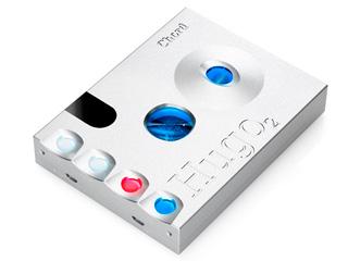 Chord Electronics/コードエレクトロニクス CHORD Hugo2 Silver(シルバー) Hugo2/ヒューゴ2 DAC搭載ヘッドホンアンプ