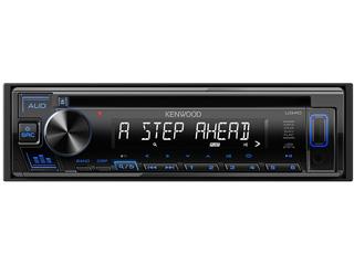KENWOOD/ケンウッド U340L(ブルー) CD/USB/iPodレシーバー MP3/WMA/WAV/FLAC対応