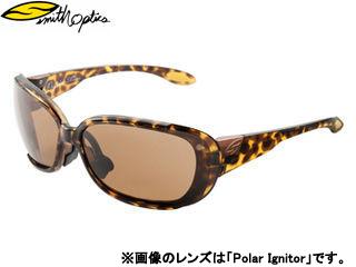 Smith Optics/スミス BAZOO (フレーム/DARK TORT)[レンズ/ポラーブラウン&イグナイター] 【当社取扱いのスミス商品はすべて日本正規代理店取扱品です】