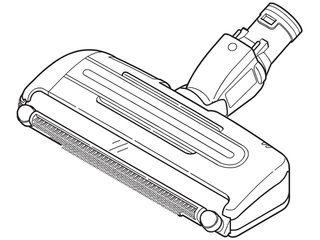 Panasonic/パナソニック 掃除機用床用ノズル  AMV99R-FQ0W