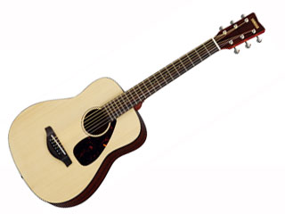 YAMAHA/ヤマハ 【納期未定】JR2S 【ナチュラル(NT)】 ミニフォークギター 【専用ソフトケース付属】