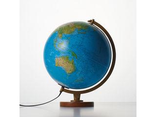Replogle/リプルーグル・グローブス・ジャパン 地球儀 リビングストン型 日本語版/ブルー/86578