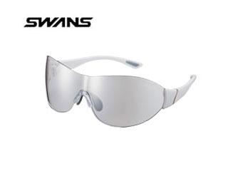 SWANS/スワンズ SOUSOUF-0712(PAW) SOU FEEL (フレーム:パールホワイト/レンズ:シルバーミラー×クリア)