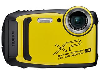 FUJIFILM/フジフイルム F FX-XP140Y(イエロー) デジタルカメラ FinePix XP140 ファインピックス