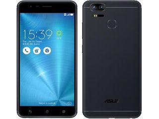 ASUS/エイスース 5.5型SIMフリースマートフォン ZenFone Zoom S ZE553KLBK64S4 ネイビーブラック