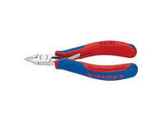 KNIPEX/クニペックス 7732-120H 超硬刃エレクトロニクスニッパー 7732-120H
