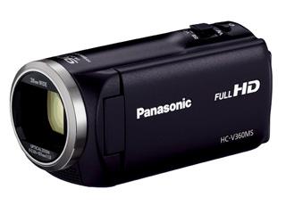 Panasonic/パナソニック HC-V360MS デジタルハイビジョンビデオカメラ
