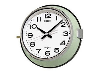SEIKO/セイコークロック 防塵型 掛け時計 【KS474M】