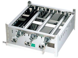 EBM EBM 18-0 角蒸器専用ガス台 36cm LP
