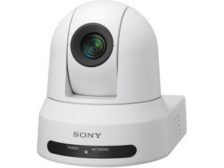 SONY ソニー 旋回型HDカラービデオカメラ ホワイト SRG-X120W