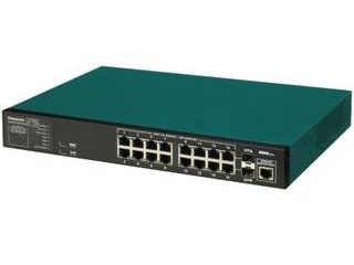 パナソニックESネットワークス 16ポートL2スイッチングハブ(Giga対応) Switch-M16eG PN28160K