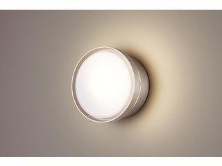 Panasonic/パナソニック LGW85020YK LEDポーチライト プラチナメタリック【電球色】【天井直付型・壁直付型】