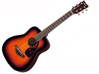 YAMAHA/ヤマハ JR2S 【タバコブラウンサンバースト(TBS)】 ミニフォークギター 【専用ソフトケース付属】