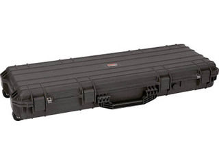 TRUSCO/トラスコ中山 プロテクターツールケース(ロングタイプ) 黒 TAK-1133BK